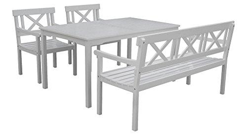 Gravidus 4-teilige Sitzgruppe in skandinavischem Design