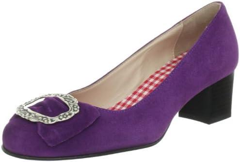 Diavolezza CELINE, Zapatos de tacón para Mujer, Morado, 42