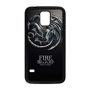 L'adn, targaryen fire blood Coque pour Samsung Galaxy S5