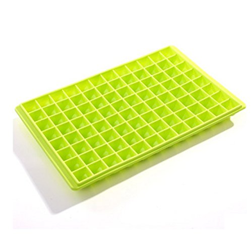 germer-grille-96-carres-silicone-ice-cube-traygreen