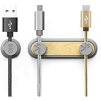 Sinjimoru Kabelhalterung, Magnetische Kabel-Clips: Amazon.de ...