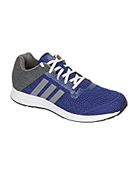 Adidas Mens Uniink, Visgre, Cblack and Ftww Running Shoes - 11 UK/India (46 EU)