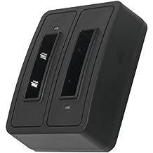 Cargador doble (sin cable/adaptadores) BA-90 para Sennheiser Audioport A1, E90, E180 (Set 180), HDE 1030 / HDI 91, 92... / RI 200, RI 300... - v. lista