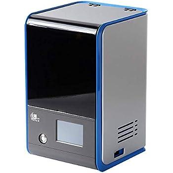 Creality CR-100 3D Drucker Mini vormontiert Hohe Präzision Industriell Druckgröße 100X100X80mm für Kinder und Heimwerker Blau 3D-Drucker 3D-Druck & Digitalisierung