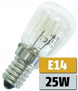 Kühlschrank-Leuchtmittel McShine, E14, 230V, 25W, klar, 160lm von Sonstige Hersteller auf Lampenhans.de