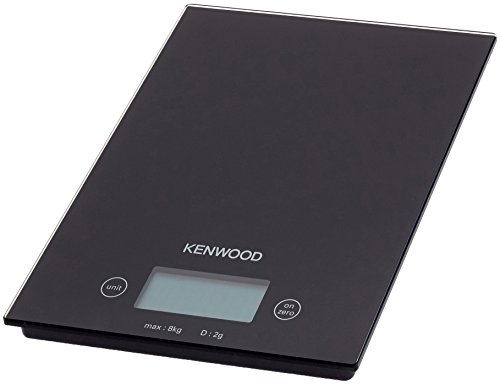 Kenwood bilancia digit ds400/401 8kg colore bianca