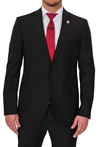lardini-anzug-herren-schwarz-blazer-hose-schwarz-52-regular-fit