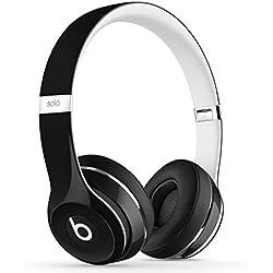 Beats by Dr. Dre Solo2 Casque Audio supra-auriculaires - Edition Luxe - Noir