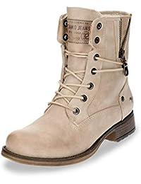 c0176390ca15 Suchergebnis auf Amazon.de für  Mustang - Beige   Damen   Schuhe ...