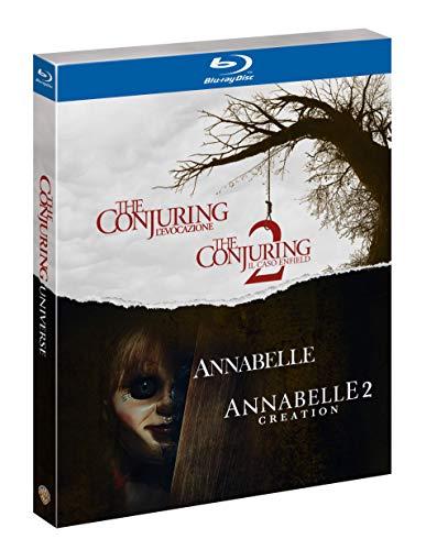 Blu-Ray - Conjuring Collection (4 Blu-Ray) (1 BLU-RAY)