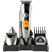 STEAM PANDA Multifunción Hair Clipper Razor Profesión Personal Care Set Completo