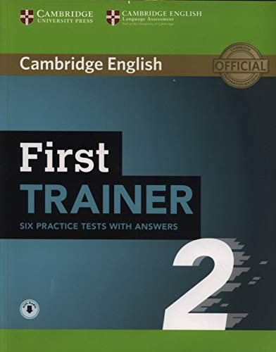 First Trainer 2 Six Practice Tests with