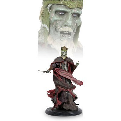 The King of the Dead - Sideshow Weta Statue - Herr der Ringe (Sideshow-herr Der Ringe)