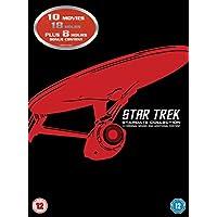 Star Trek: Stardate Collection - The Movies 1-10