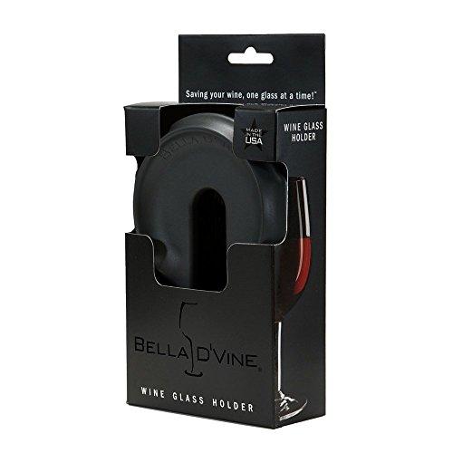 Bella-Dvine-Outdoor-Wine-Glass-Holder-for-Stemless-Stemware-Portable-for-Picnics-Boating-Rvs-Bath-or-Hot-Tubs-Wine-Gift
