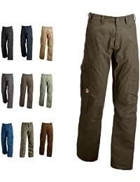 Fjällräven Karl Men's Trousers Black Brown 54