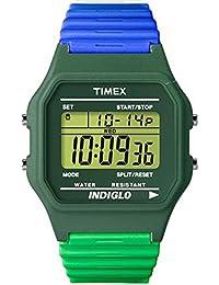Timex T80 Classic T2N215 Orologio da Polso Unisex