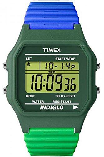 bc19c193d6bd Timex T80 Classic T2 N215 Reloj de pulsera unisex ...
