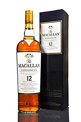Macallan Elegancia 12 Year Old - 1992 Whisky (litre)