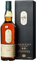 Lagavulin 16 Jahre Islay Single Malt Scotch Whisky (1 x 0.7 l)