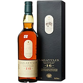Lagavulin 16 Years Old Single Malt Scotch Whisky (1 x 0.7 l)