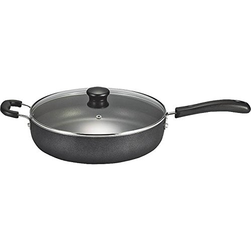 Mirro Get A Grip 12 Jumbo Fry Pan (Pack of 2) by T-fal
