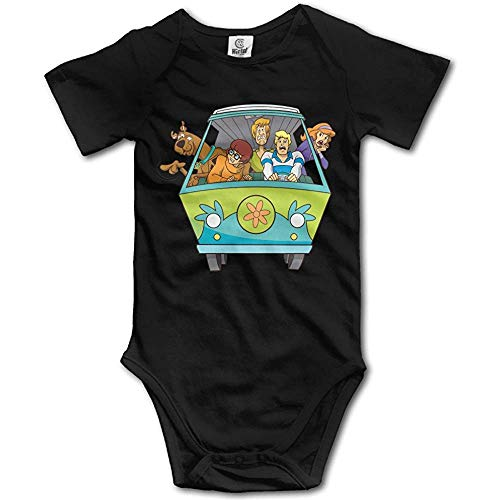 hing Scooby-DOO, Where Are You Cool and Fun Onesies 18Months ()