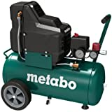 Metabo Basic 250-24 W OF - Compresor 2 cv 25 litros sin aceite