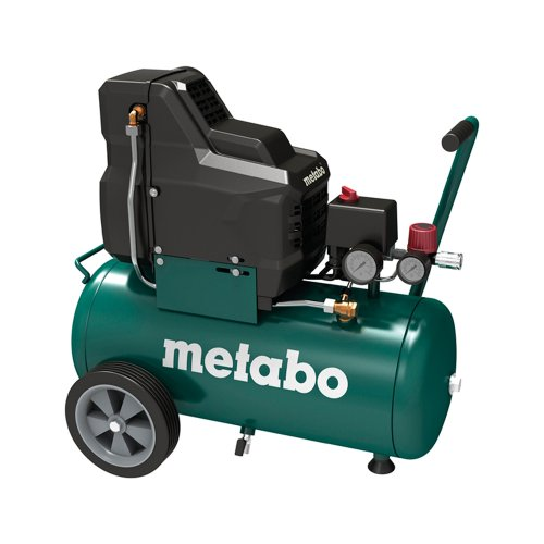 Metabo Basic 250-24 W OF - 25 cv compressore 2 litri senza...