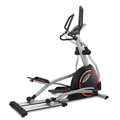 BH Fitness Crosstrainer Ellipsentrainer FDR20 G869 - HIIT Training - 35Kg Schwungmassensystem - Intensive Anwendungsfrequenz - 50cm Schrittlänge