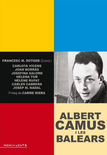 Albert Camus i les Balears (Menjavents)