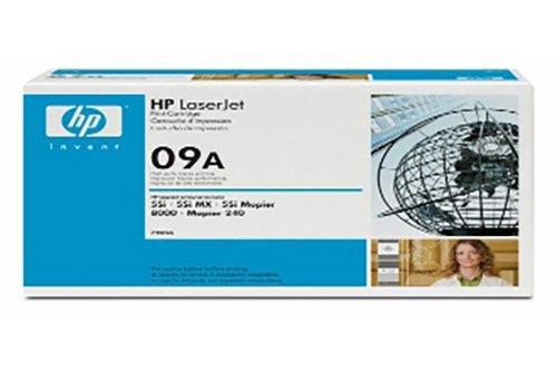 Original HP C3909A / 09A, für Laserjet 8000 N Premium Drucker-Kartusche, Schwarz, 15000 Seiten -