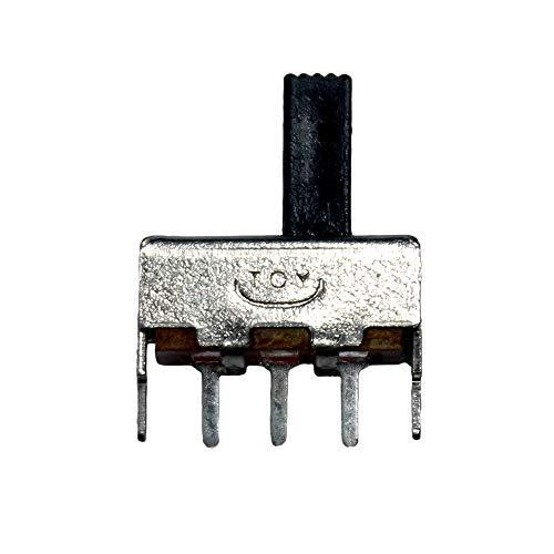 5x Schiebeschalter Mikroschalter DC 50V 0.5A EIN-AUS Modellbau -