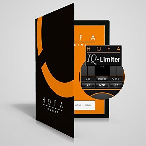Preisvergleich Produktbild HOFA IQ-Limiter / Der (Mastering-)Limiter,  der einfach maximal laut macht