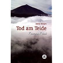 Tod am Teide: Kanaren-Krimi