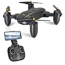 Haupteigenschaften • Achsen-Gyro basiert auf 4 Kanälen, um einen stabilen und schnellen Flug sicher zu stellen.• Ein-Tasten-Start- und Ein-Tasten-Landefunktion macht die Steuerung, besonders für Anfänger, super einfach. • Um einen 3D-Flip auszuführen...