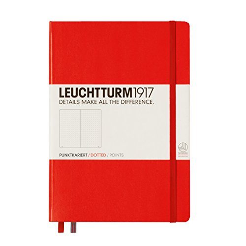 LEUCHTTURM1917-Notebook-Master-Slim-A4-121-numbered-pages