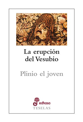 La erupción del Vesubio (Teselas)
