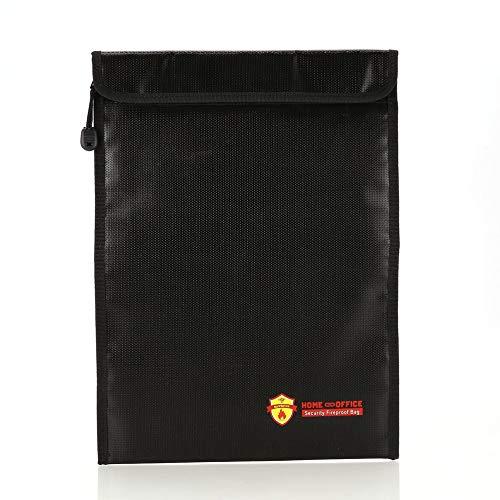 Batterie Safe Bag explosionsgeschützte Ordner Sicherheit feuerfeste Tasche Bank Storage Home Office Dokument Datei Tasche Sicherheit Schutztasche -