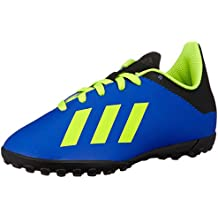 adidas X Tango 18.4 TF J, Botas de fútbol Unisex para Niños