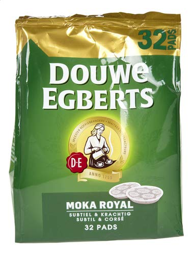 Douwe Egberts Moka Royal 32 Pads