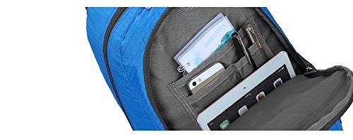 Diamond Candy esterna facendo un'escursione zaino di svago Ultralight esterna impermeabile Escursionismo Zaini in bicicletta equitazione borse da viaggio, 50 x 32 x 15 cm, 25 litri Kongquelv