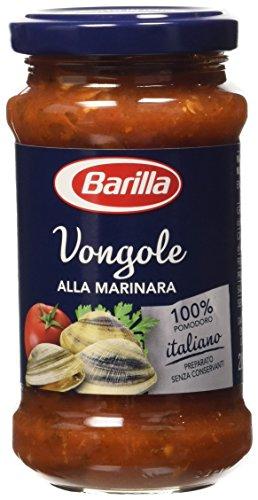Barilla, Sugo alle Vongole - 3 pezzi da 200 g [600 g]