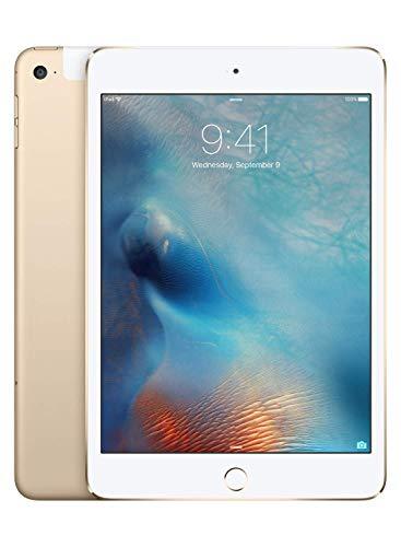 Apple iPad mini 4 (Wi-Fi + Cellular, 128GB) - Gold (Vorgängermodell)