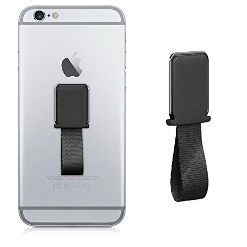 Tablet Für Pokemon-hülle (kwmobile Handy Fingerhalter für magnetische Autohalterungen - Smartphone Finger Halter Ständer - Fingerhalterung für u.a. iPhone Samsung Schwarz)