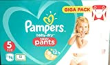 Pampers Baby-Dry Pants Taille 5 Couches avec canaux d'aération