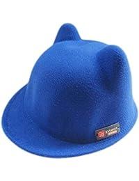 pour 2-7 ans Enfants, Amlaiworld Oreille de laine bébé hiver chat magique chaud chapeau a culminé bonnet
