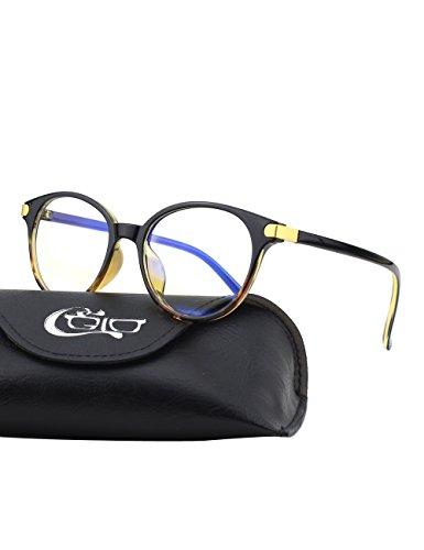 CGID BL38 Premium TR90 Rahmen Bildschirmbrille, Blaulichtschutz