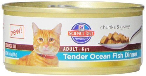 hills-science-diet-adult-tender-ocean-fish-dinner-chunks-and-gravy-cat-food-can-55-ounce-24-pack-by-