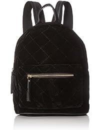 PIECES Damen Pcjosephine Backpack Rucksackhandtasche, Schwarz (Black), 15 x 37 x 30 cm